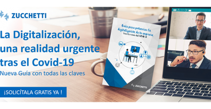 ZUCCHETTI Spain launches a guide with the keys to digitize a company during the Covid-19 crisis