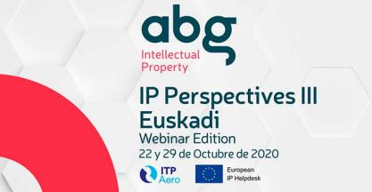 ABG IP organizes the IP Perspectives seminar aimed at inventors, scientists, researchers and specialists in industrial property