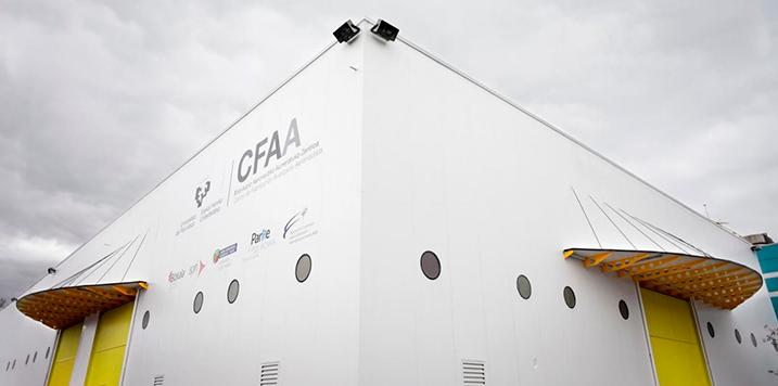 El CFAA mantiene el ritmo de vuelo pese a las turbulencias